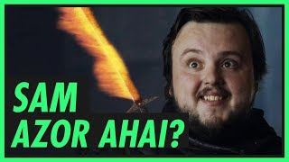 SAM É O AZOR AHAI? | TEORIAS DE GAME OF THRONES