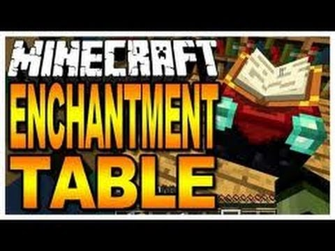 How To Make a Enchantment Table In Minecraft Xbox 360/PC|Minecraft|#11