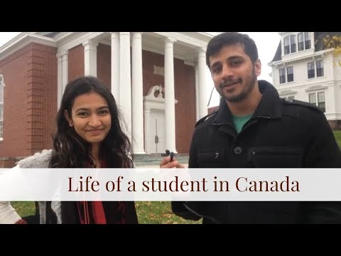 Life of a Student In Canada