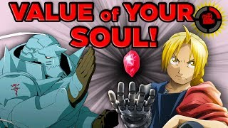 Film Theory: How Much is YOUR SOUL Worth? (Fullmetal Alchemist Brotherhood)