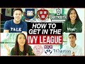 🏫How to Get Into an Ivy League 2018: Stats, Essays, Extracurriculars for College Apps   Katie Tracy