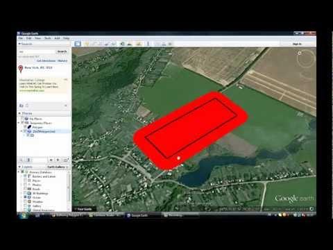 Learn How You Can Create A Google Earth Buffer Zone