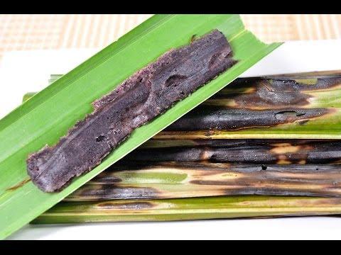 [Thai Dessert] Coconut Sweet Rice Flour (Kanom Jak)