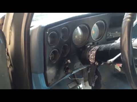 How to check your speedometer cable in chevy pickup c10, k10 or most of the old cars