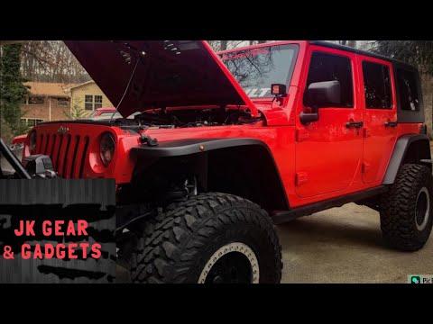 5 Mods I wish I did to my Jeep sooner