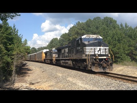 NS 28T the chase from Spartanburg to Columbia, SC