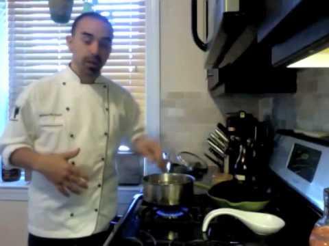 Making Pasta, Al Dente-Style