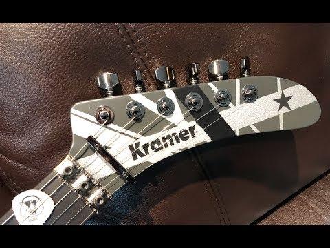 Kramer 5150 Stealth Unboxing - MULLY