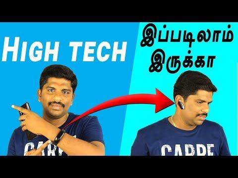 புதிய Smartwatch With Bluetooth Headset - Soulfit Sonic V08 Review in Tamil