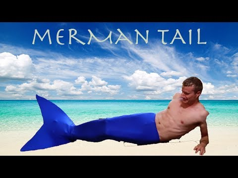 How To Make A Merman Tail!