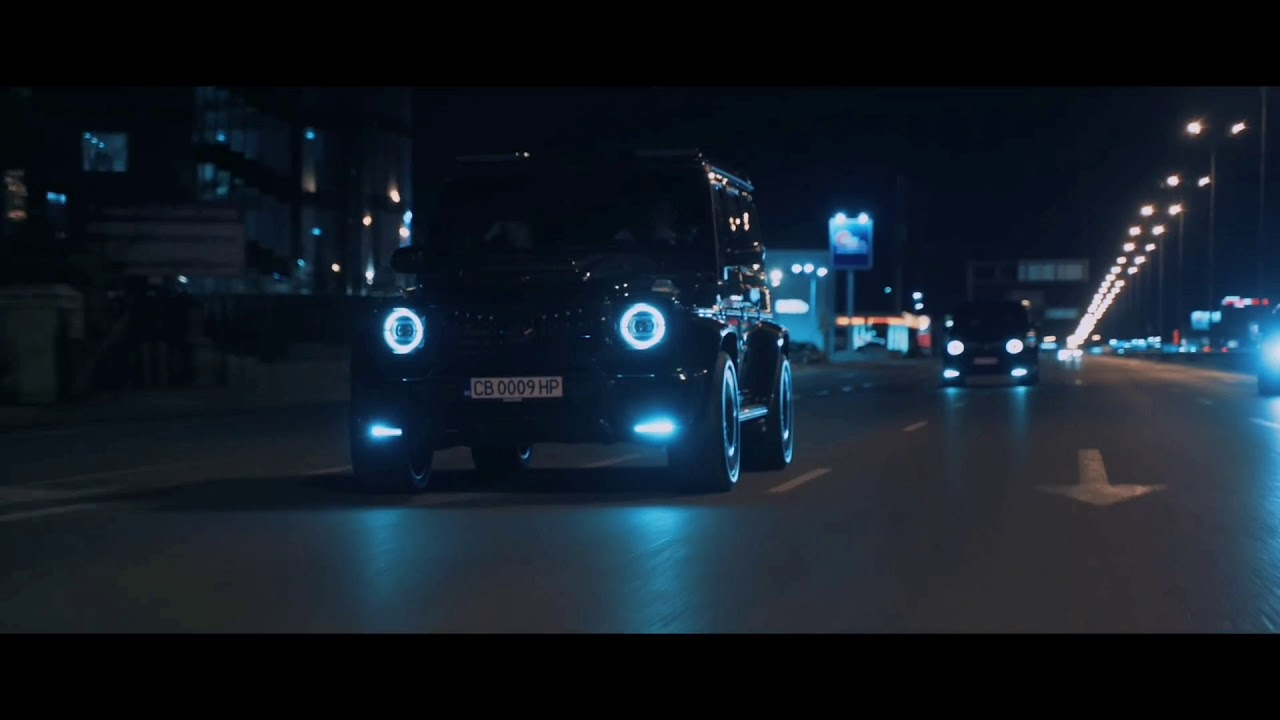 Otnicka - Where Are You | G-Wagen Brabus Showtime