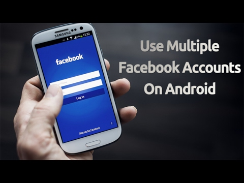 How to Add Second Account in Facebook App