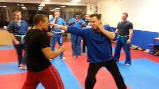 Jun Fan/ Jeet Kune Do Training Methods Class with Sifu Billy Brown