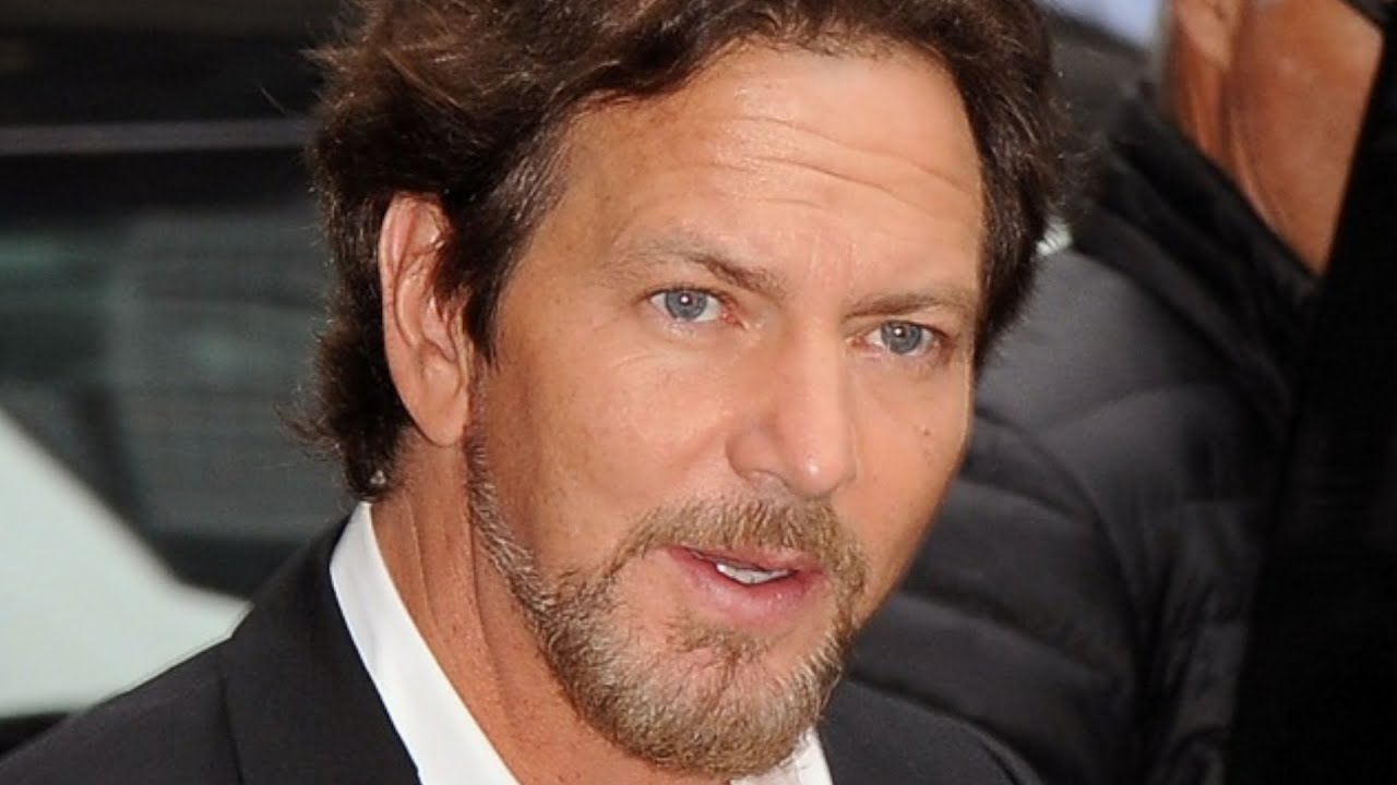 The Truth About Pearl Jam's Eddie Vedder