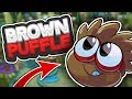 HOW TO GET THE BROWN PUFFLE! (Club Penguin Rewritten)