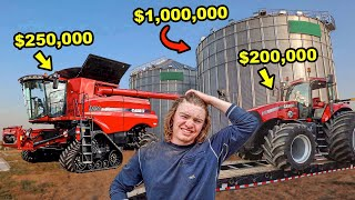 Why Are Farmers So Rich?