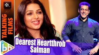 My Dearest Heartthrob Salman Khan   Bhumika Chawla