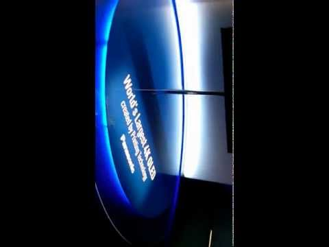 Panasonic 4K OLED (World's Largest) at the CES 2013