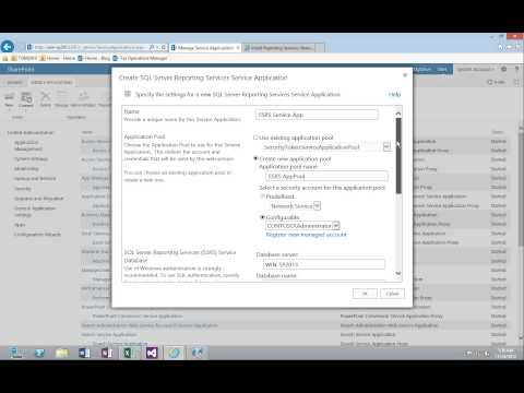 Install SSRS on SharePoint 2013