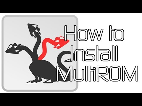 How to Install and Use MultiROM