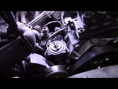 2005 Ford Explorer thermostat replacement