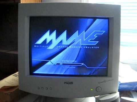 Customized Mame Machine Phase 1