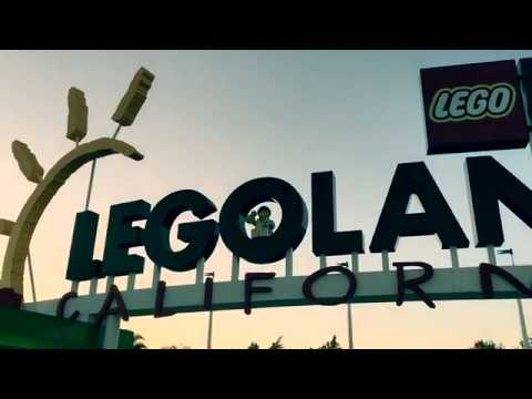 Legoland California - Best Day EVER!