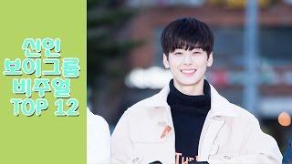 Download 신인 보이그룹 비주얼 TOP 12 Video