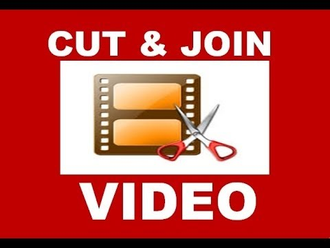 how to cut and join video clips in 1 minute