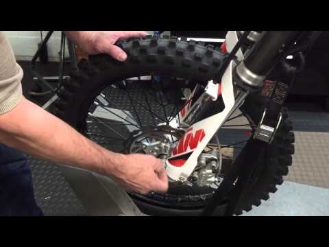 How to Check Motorcycle Wheel Bearings