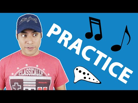 Top 7 Practice Tips for Musicians || OcTalk