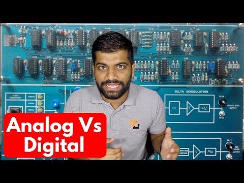 Analog Vs Digital ? The WAR Continues!!!
