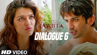 Raabta Dialogue Promo 6 : Sorry Yaar! Itna Good Looking Hone Ke Liye