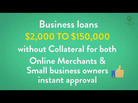 How to Get Small Business loans with Bad Credit & No Collateral
