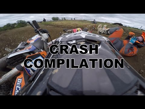 Beginner Class Crash Compilation