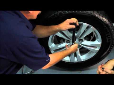 LUX from 105.7 Shows How Easy it is to Change a Flat Tire