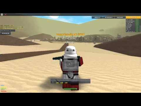 Roblox Star Wars: Reborn Pre Beta