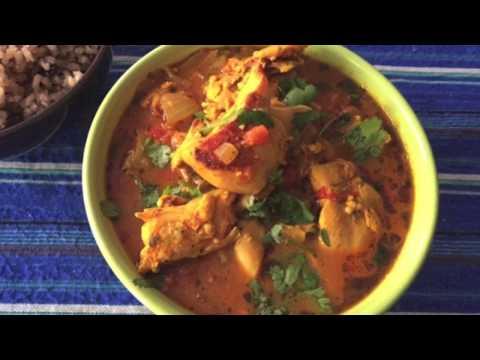Chicken Tikka Curry  Recipe in Hindi
