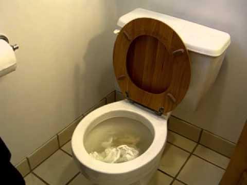 PlungeMAX - No Mess Toilet Plunger - 'Maximum Performance Test' - Severe Clog