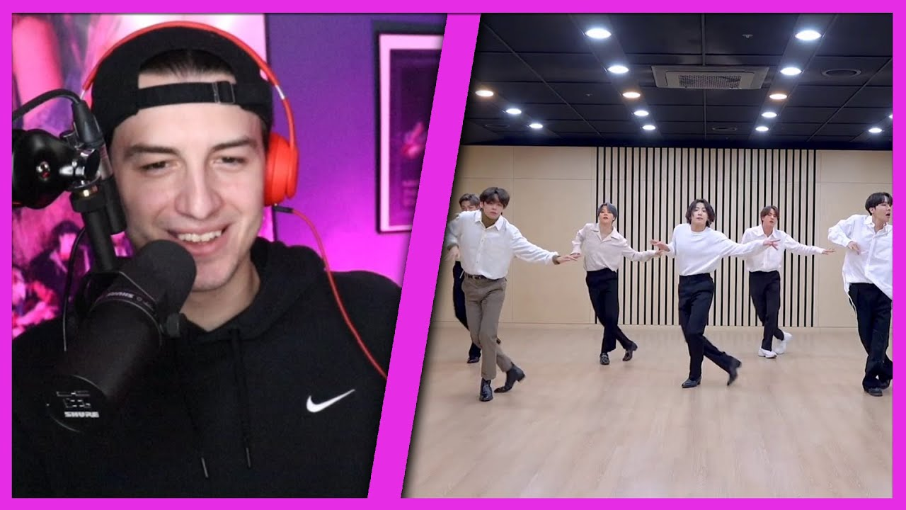 [CHOREOGRAPHY] BTS (방탄소년단) 2020 MMA 'Dynamite' Dance Break Practice REACTION!