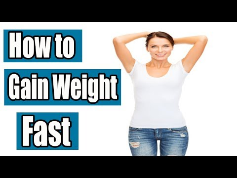 How to Gain Weight for Women | Weight Gainer for Women