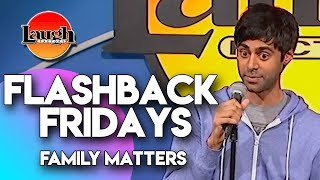 Flashback Fridays | Family Matters | Laugh Factory Stand Up Comedy