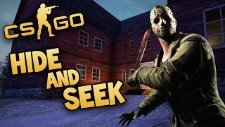 Hide. Seek. KILL! (CS:GO Hide & Seek)