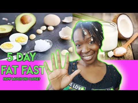 P.H.A.T Girl Chronicles #VLOG: Fat Fasting Results - Getting Into Ketosis - Photo Update (S1 / EP3)