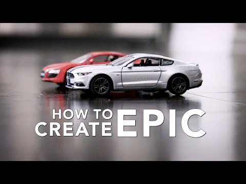 How to create EPIC in the ordinary