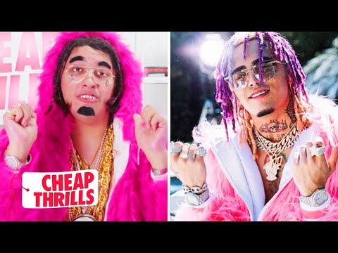 How to Dress Like Lil Pump | Cheap Thrills