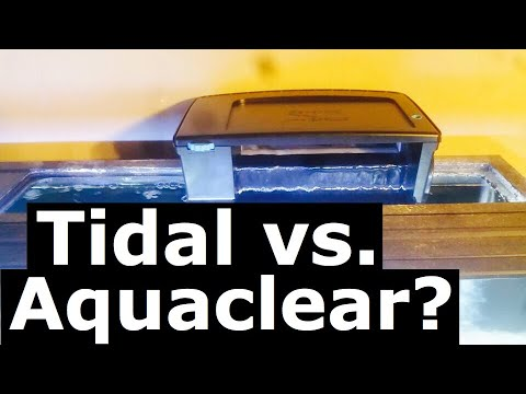 Review on Tidal 110 vs Aquaclear 110 - better?
