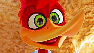 Woody Woodpecker | official trailer (2018)