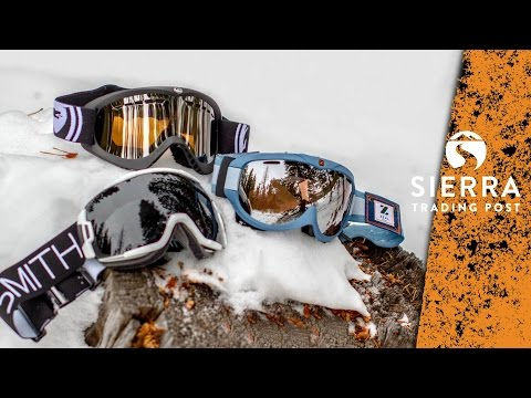 Choosing The Right Ski Goggles