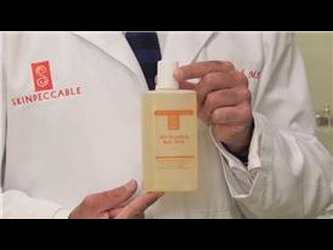 Dermatology Treatments : How to Get Rid of Acne on the Back & Shoulders